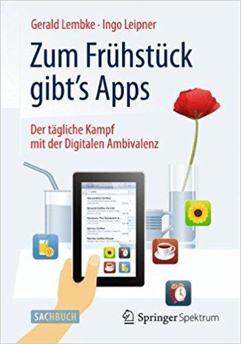 Buch Cover Zum Frühstück gibt's Apps